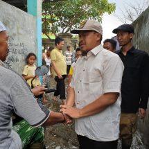 Tinjau Banjir, Ketua DPW PKS Banten Apresiasi Kesigapan Kader