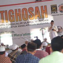Paska Bencana Lebak, PKS dan Masyarakat Adakan Istighosah dan Do'a Bersama