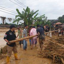 Ketua DPW PKS Banten Himbau Kader Gerak Cepat Hadapi Banjir dan Longsor