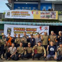 Masyarakat Masih Butuh, Posko Bencana PKS Banten Diperpanjang