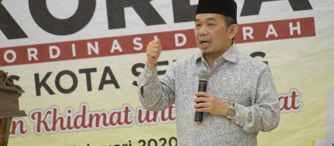 Jazuli Dorong Kader PKS Terdepan Amalkan Pancasila dan Bela NKRI
