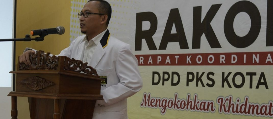 PKS Kota Serang Targetkan Rekrut 6000 Kader Baru