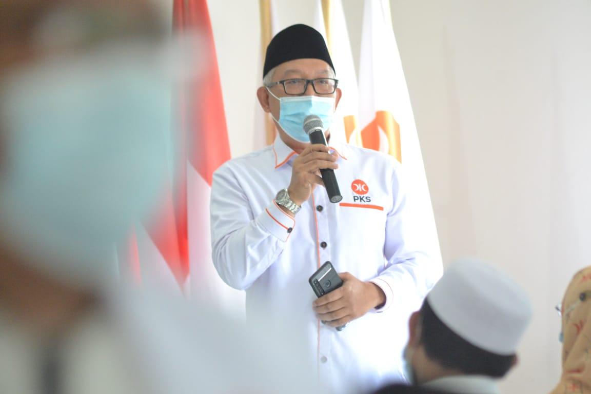 ruhama, pks banten Upgrading Bidang Kaderisasi, PKS Ingin Membumikan Pancasila Di Banten