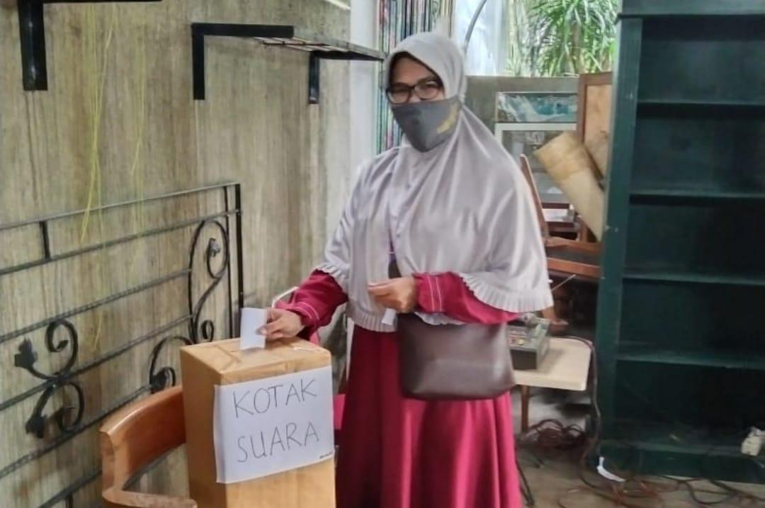 Nikmati Proses Demokrasi, DPC PKS Star Gelar Pemira