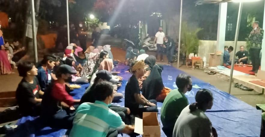 Ratusan Warga Tangsel Hadiri Sosialisasi Empat Pilar Kebangsaan pks banten